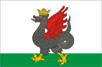зилант на флаге Казани